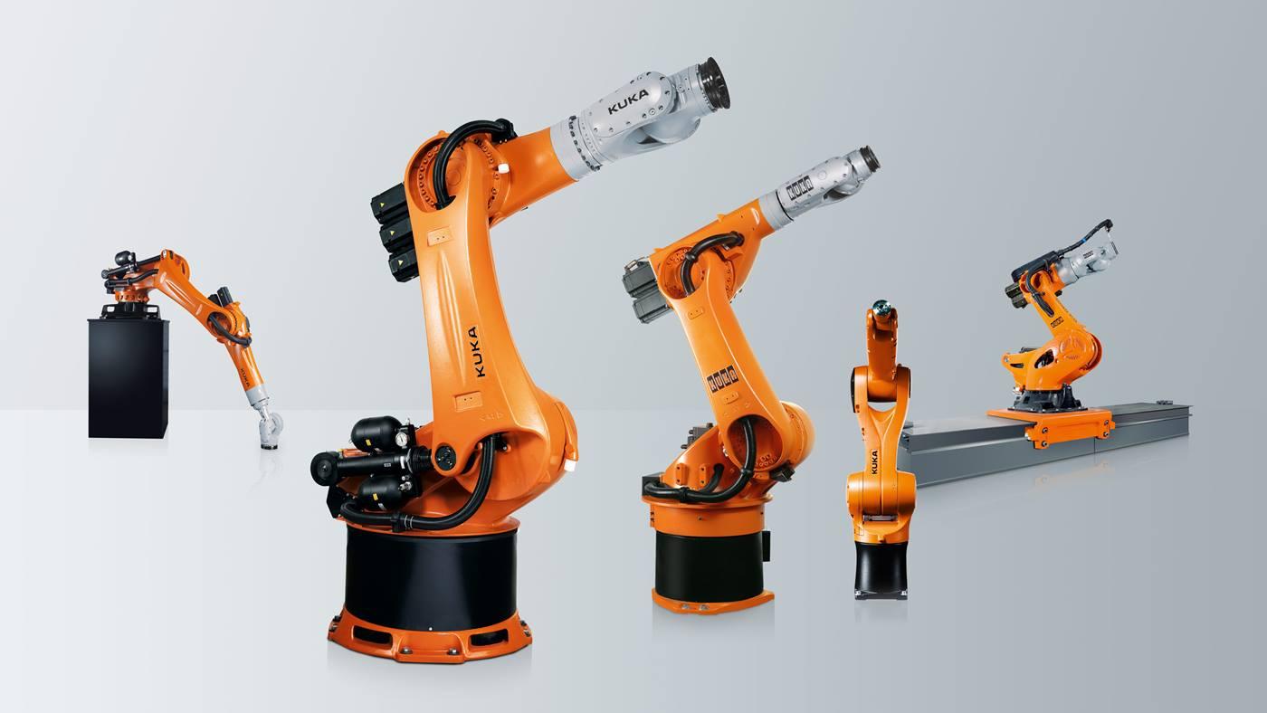 国产机器人保养