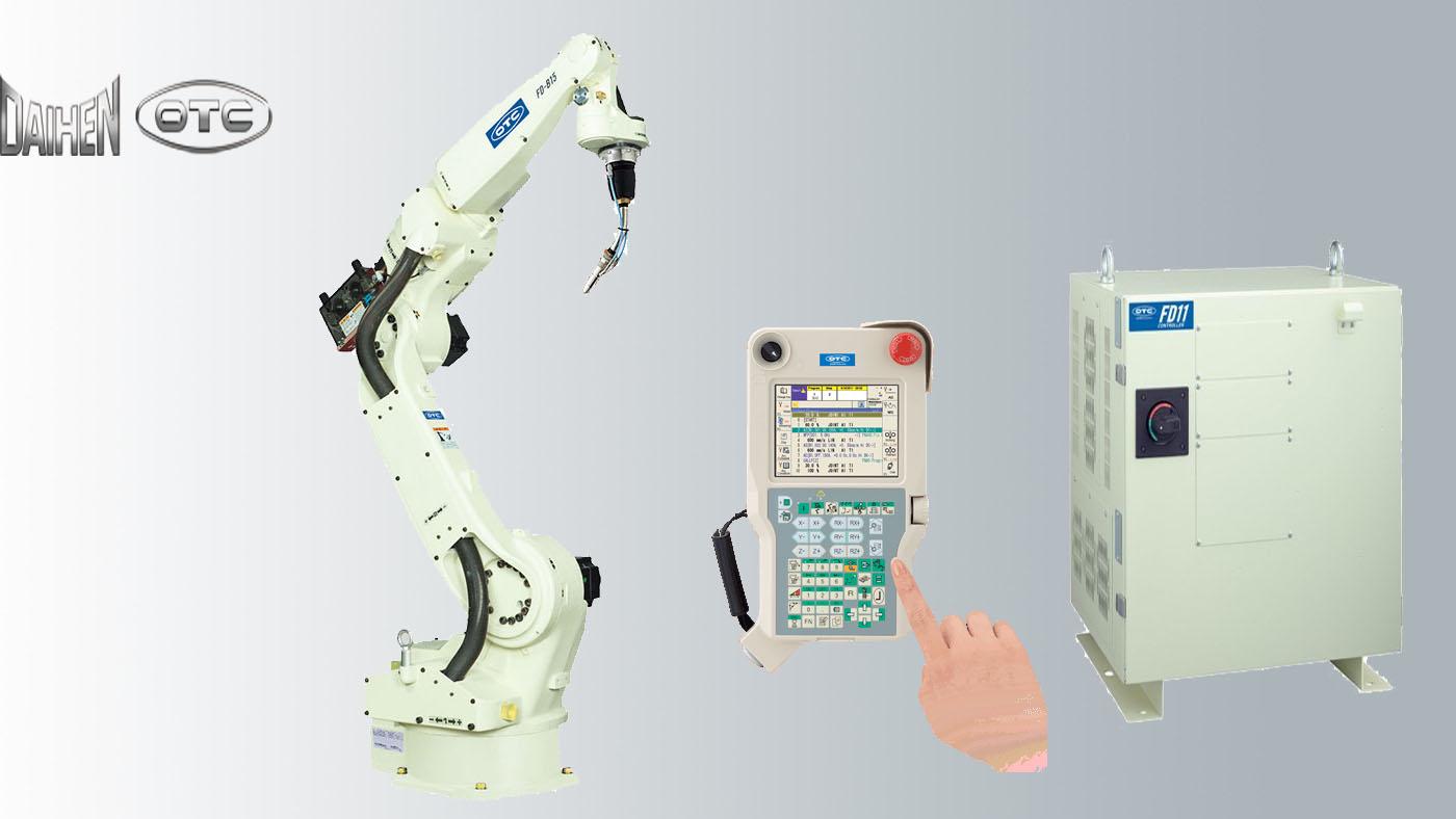 无锡OTC机器人维修保养