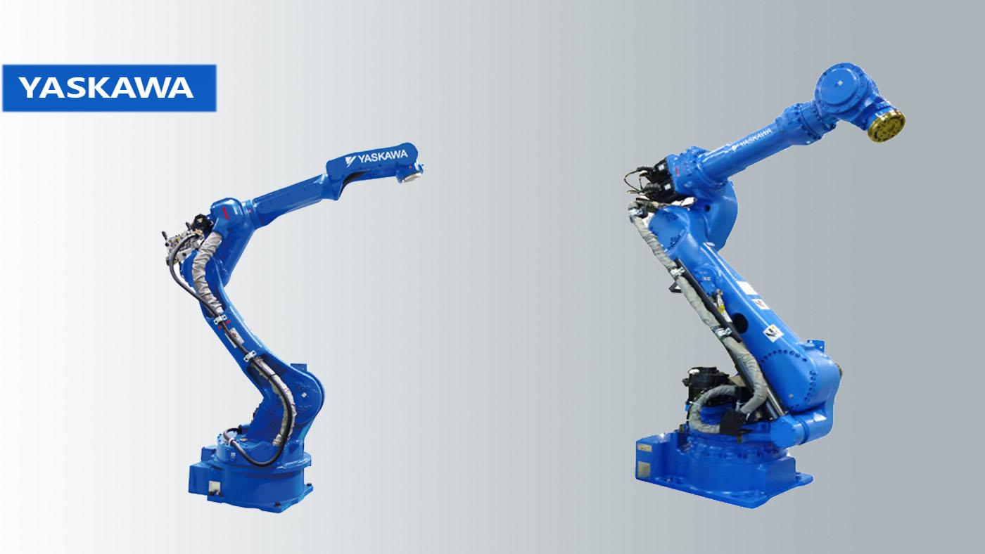 温州安川机器人维修保养